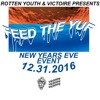 KID MASTERPIECE - FEED THE YUF MIX NYE PARTY MONTREAL (MORE INFO IN DESCRIPTION)