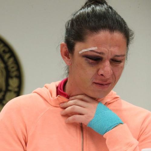 Indignación por la agresión a Ana Guevara