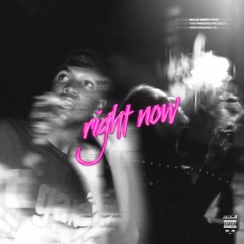 Right Now (Prod. by @MalikNinetyFive)