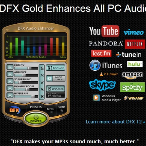 dfx audio enhancer plus