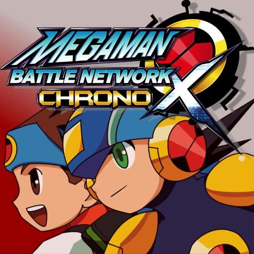 Mega Man Battle Network Chrono X