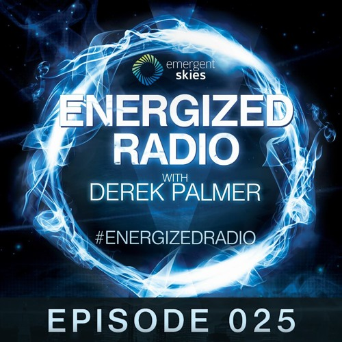 Energized Radio 025 with Derek Palmer (Best of 2016 Part 2)