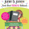 Junie B. Jones First Ever MUSICAL Edition! by Barbara Park, read by Lana Quintal