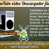 TubeMate YouTube Video Descargador Fácil Descargar