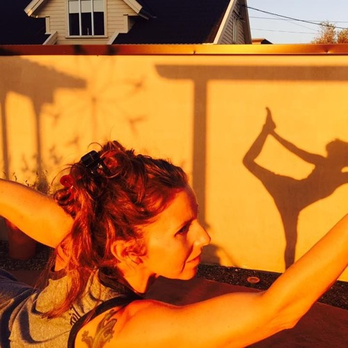 Yoga på tur