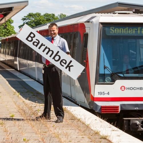 42 Minuten Hamburg - Geschichten aus der Hamburger Ringlinie. Barmbek: Christopher Dietzel