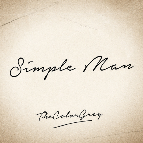 TheColorGrey - Simple Man (Prod. by TCG)