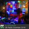 DJ Sequence - UB Radio December 2016