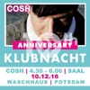 Cosh @ Hakke Music Klubnacht 10th Anniversary 10.12.2016 [free download]
