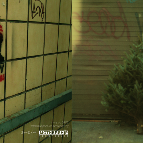 Christmas In The City (Alien Envoy)