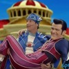 lazytown remix sharax we are number one