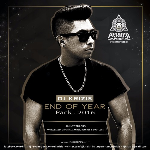 DJ KRIZIS - END OF YEAR PACK 2016 [FREE DL CLICK BUY/COMPRAR]