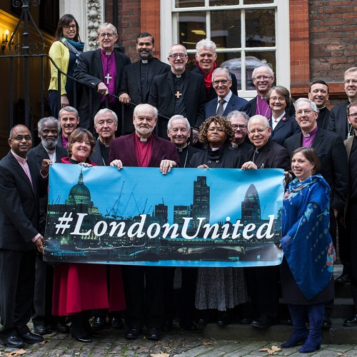 The Bishop Of London's Christmas Message 2016