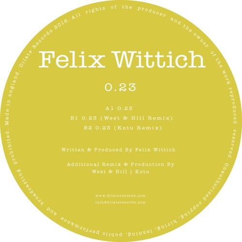 Felix Wittich - 0.23 (Kotu Remix)