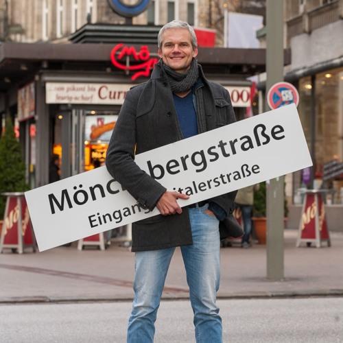 42 Minuten Hamburg - Geschichten aus der Hamburger Ringlinie. Mönckebergstrasse: Thorsten Schröder