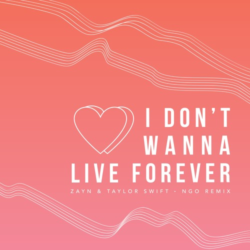 Zayn & Taylor Swift ~ I Don't Wanna Live Forever (NGO Remix){Cover}