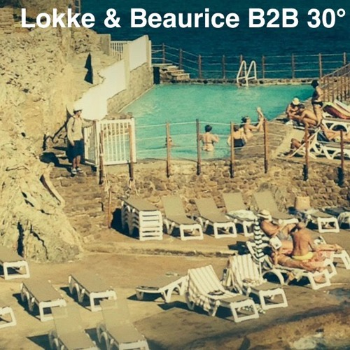 #9 Lokke & Beaurice - 36° at the Pool Mix