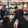 Episode 87: Eddie Pepitone (In Ruins) & Sean Conroy (Adult Swim) at The Oinkster
