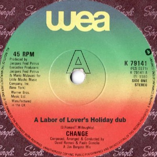 A Labor Of Lover's Holiday Dub (Free Download)