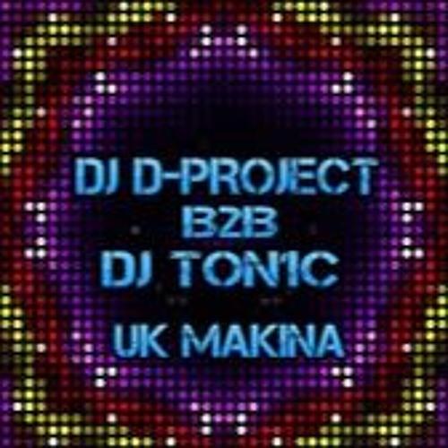 DJ D-PROJECT B2B DJ TON1C