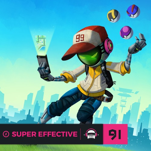 91 - Super Effective (Album Mix)