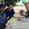 Episode 55: Payman Benz (Director - Key & Peele) & Shawn Pearlman (Comedy Central) at Pico Oki Dogs