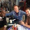 Episode 51: Rawle D. Lewis (Cool Runnings) & Carl DeGregorio (Chelsea Lately) at The Lazy Daisy Cafe