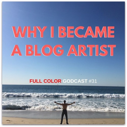 Why I Decided to Become a Blogger (FCG #31)
