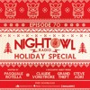 Claude VonStroke & Grandtheft & Steve Aoki & Pasquale Rotella - Night Owl Radio Holiday Special 070 2016-12-23 Artwork