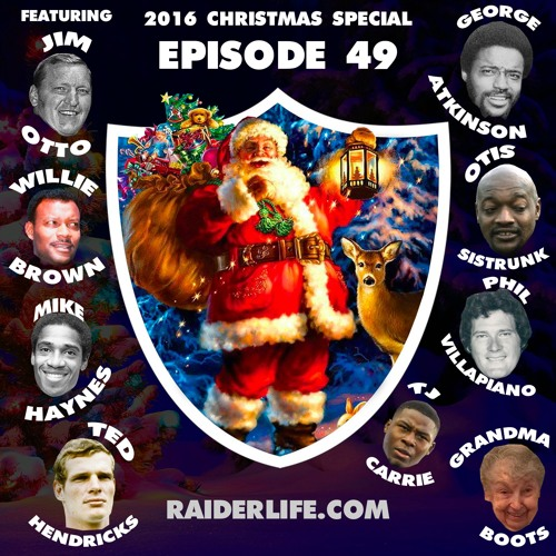 Episode 49 | A VERY MERRY Raider Christmas