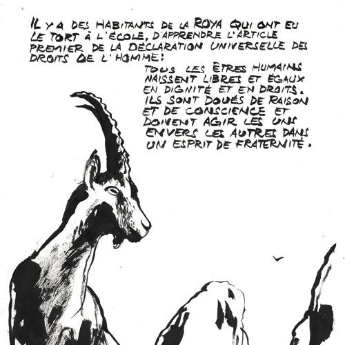 """Collectif d'artistes unis pour la ROYA """"Chanson pour la ROYA"""""""