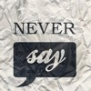 Never_Say (full song , lyrics by ME ,requesting COLLABORATION for recording in PRO quality)
