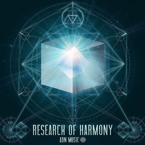 ADNVA03 // VA - RESEARCH OF HARMONY (luminous part)