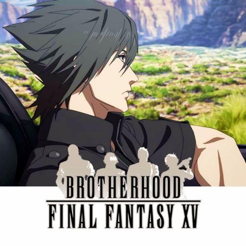 Solidarity Ost Brotherhood Final Fantasy Xv By G I F U X27