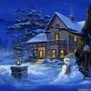 Saturday 07:49 AM Christmas Eve in Michigan!