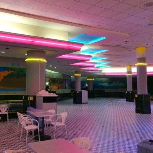 neon palm mall