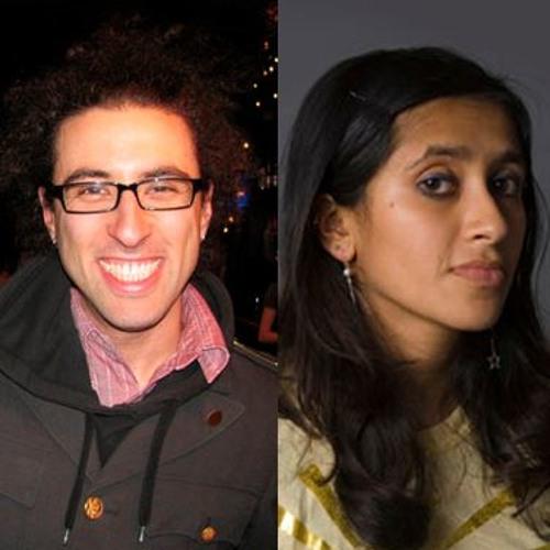 Episode 15: Aparna Nancherla (Conan) & Zach Sherwin (RAP) at The Veggie Grill