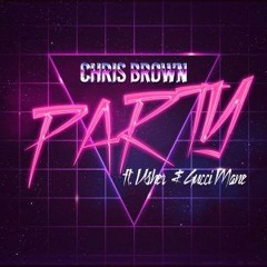 Chris Brown Party (Jersey Club Remix) ~ @TheReal_DJDream #MerryChristmas