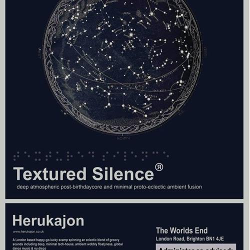 Herukajon@ Textured Silence 19th November 2016