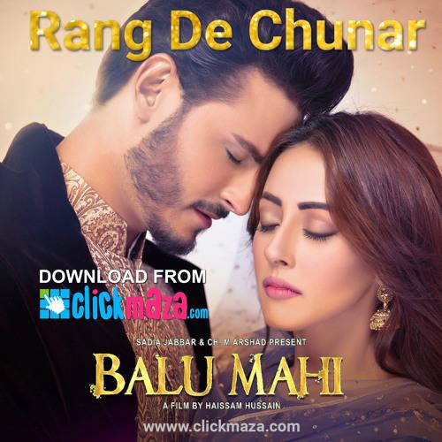 Rang De Chunar - Balu Mahi - Rahat Fateh Ali Khan, Nazish Pervez - Pakistani