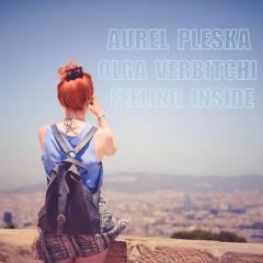 Aurel Pleska Ft. Olga Verbițchi - Feeling Inside (Original Mix)