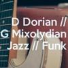 D Dorian/G Mixolydian Soft Funk/Jazz/Fusion Groove