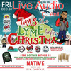 Live Audio 12.23.16- T'was The Lyme Before Christmas (DJ Anil)