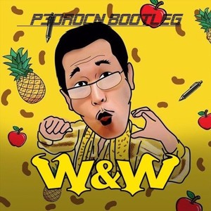 pikotaro ppap pen pineapple apple pen w w remix ultra