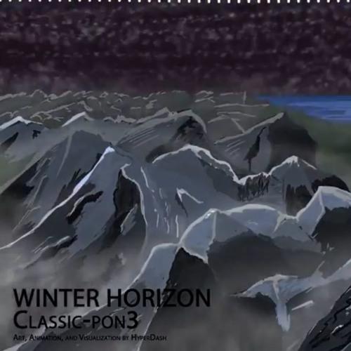 Winter Horizon  Winter Horizon - Classic-Pon3 (Instrumental, Electronic, Dub step) [Free Download]