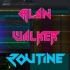 Alan Walker x David Whistle - Routine Fl Studio Remake + Free FLP