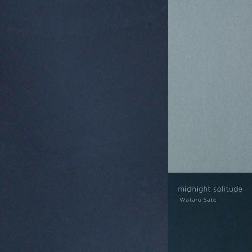 midnight solitude~trailer~/Wataru Sato(TKGR-008)