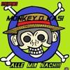 3. Monkey D. Kasi -Umtrunk!!!