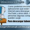 Descargar TubeMate En Inglys