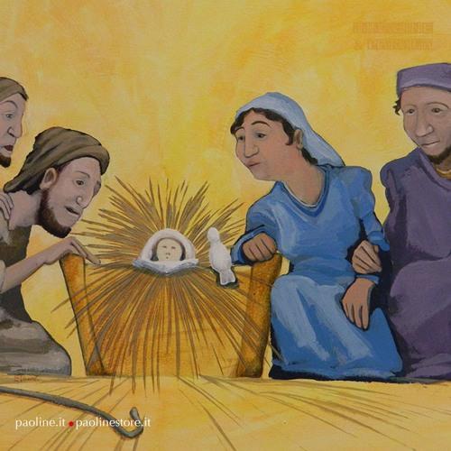 Madre Di Dio - Preghiera di Natale di Giovanna Di Luciano